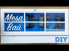 DIY - Mesa de centro | #clubedacasa - YouTube