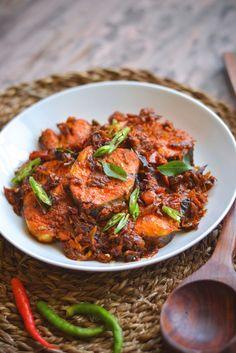Kerala fish roast