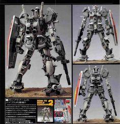 "RG 1/144 RX-78-2 Gundam ""Maintenance Hatch Open"" - Custom Build   Modeled by Naoki Kimura"