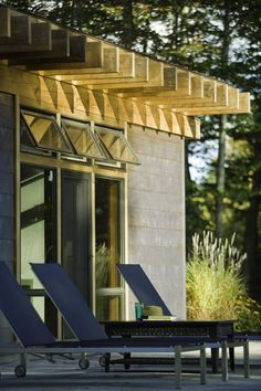 Pool House -  Michael Minadeo + Partners