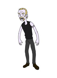 Projet de dessin animé / Graphiste : Kévin HOHLER alias Kaache, infographiste freelance. 2012