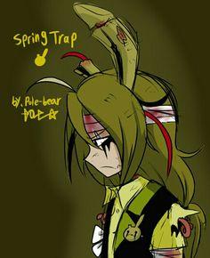 Sexy spring trap <3