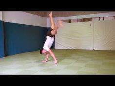 The Only Handstand Tutorial You'll Ever Need - GMB Fitness