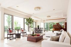 Modern Makeover by Peter Vincent Architects