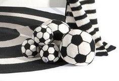 Hæklet fodbold (large)