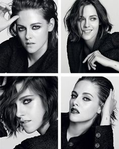 "Kristen Stewart | GossipCenter - Entertainment News Leaders Kristen Stewart Rolls Out Chanel ""Collection Eyes"" Makeup Campaign"