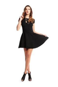 Claudette Sweater Dress   GUESS by Marciano