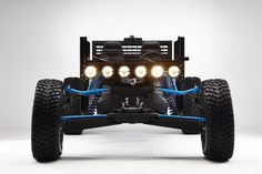 The Reboot Buggy is a response to the perceived over styled, over hyped cars sold today.