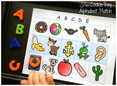 Is your child a fan of baseball? This baseball alphabet beginning sound sort will help your child with vocabulary, beginning sounds, and letter recognition. Pre K Activities, Preschool Learning Activities, Alphabet Activities, Fun Learning, Kindergarten Literacy, Early Learning, Preschool Letters, Educational Activities, Learning Spanish