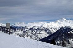 Sestriere Italian Alps Italy mountain landscape photograph picture print photo #sestriere #photography #art