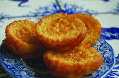 """Milk tarts from """"Azorean Cooking: From My Family Table to Yours."""" http://www.providencejournal.com/features/food/content/20140416-portuguese-easter-recipes-recall-happy-new-bedford-childhood.ece"""