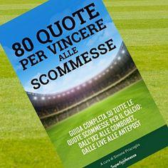 #Libro in offerta: 80 quote per vincere alle scommesse! Disponibile su Amazon: http://ift.tt/2j7Ugr1  #libri #ebook #scommesse #schedina #scommessavinta #bolletta #schedinavinta #bet #betting #pronostici #pronosticisportivi  #bettingtips #quota #odd #odds #quote #sport #instabook #leggilo #lettura #follow #book #books #calcio #lettori