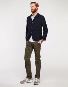 Woolrich Woolen Mills / Expo Chino Cargo Pant