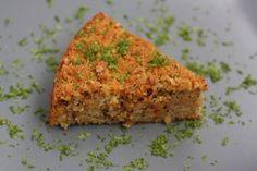 Mrkvová torta - paleo