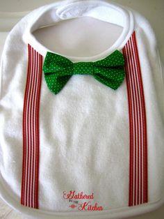Babero de camisa ⌚