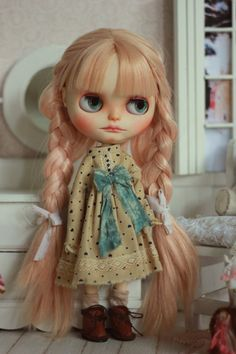 ♥ 01 dress for blythe doll