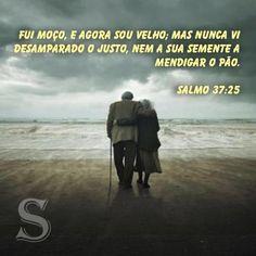 """O AVISO DE DEUS 1: """"Os Meus não mendigarão o pão!"""" Salmos 34:9 Temei ao Senhor, vós, os seus santos, pois nada falta aos que o temem."""