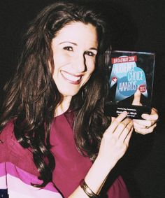 Stephanie J. Block- I voted for you!!!!!! *extreme fangirling commence*