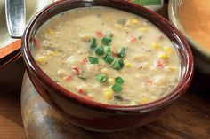 Old Mill (Pigeon Forge, Tennessee) Corn Chowder