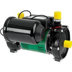 Salamander ESP50CPV 1.5 Bar Twin Impeller Universal Head Centrifugal Shower Pump