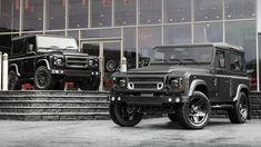 Land Rover Defender XS Station Wagon 6.2 V8 Flying Huntsman 105 Long Nose Wide Body by Kahn Automobiles | Afzal Kahn