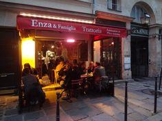 Enza & Famiglia, 75001 Paris #italian
