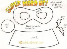 SuperHero02 | Patterns, Super hero