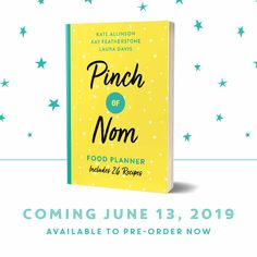 Pre-Order Our 6 Month Food Planner! Our 6 month planner will feature 26 recipes – which are not available anywhere else. Each recipe has been taste-tested by twenty members of the Pinch of Nom community to ensure that they are amazing! Dirty Rice Slimming World, Slimming World Lunch Ideas, Healthy Soup Recipes, Clean Eating Recipes, Vegetarian Recipes, Chicken And Sweetcorn Pizza, Low Syn Chocolate, Mini Victoria Sponge Cakes, Liver And Bacon