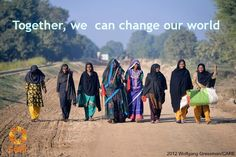 """Repin if you agree!""  - Girls Education International"