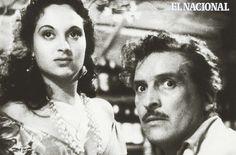 La Balandra Isabel llego esta tarde. Protagonizada por Arturo de Cordova y Virginia Duque (en la imagen). 1949. (Bolivar Films C.A / ARCHIVO EL NACIONAL)