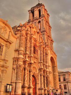 Catedral De Saltillo, Coahuila, Mexico