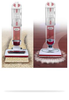 Shark Rotator Vac or Steam is a 2-in-1 cleaning solution with interchangeable vacuum and steam heads for professional all-surface cleaning.