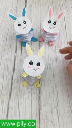Animal Crafts For Kids, Paper Crafts For Kids, Craft Activities For Kids, Preschool Crafts, Diy Crafts For Girls, Easy Crafts To Make, Monkey Crafts, Bunny Crafts, Easter Crafts
