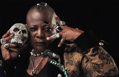 But ask me; Biafra or death? No I dont believe in that  Charly Boy