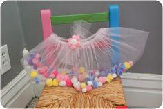 Pocket Full of Whimsy: Pom Pom Petticoat DIY