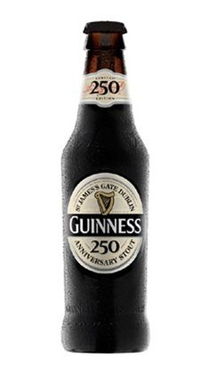 Guinness Unveils New 250th Anniversary Stout Beer