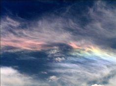 chemtrail rainbow