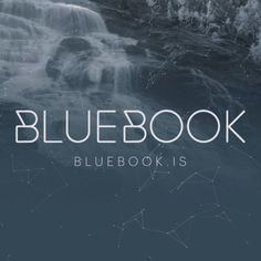 What is BlueBook? Find out when you sign up for early access to the future of search. #ExMachina