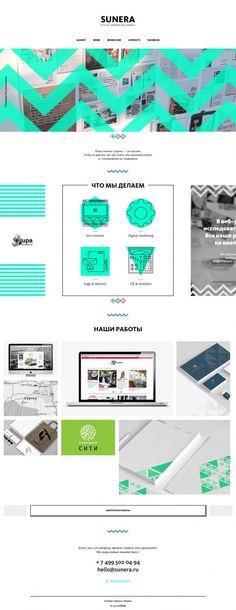 Sunera - Web-design and marketing - Webdesign inspiration www.niceoneilike.com