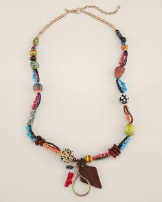 Chico's Almas Pendant Necklace #chicos