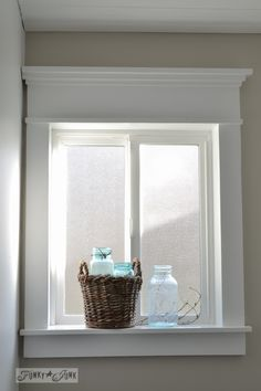 How To Make A Farmhouse Window With Moulding. Farmhouse TrimFarmhouse  WindowsFarmhouse InteriorInterior ...