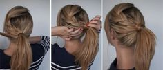 Last Moment Unwashed Hairstyles Idea | She Look Book