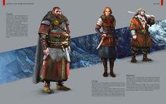 The Witcher 3: Wild Hunt Artbook