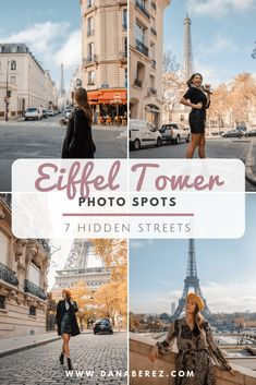6 lugares secretos para ver a Torre Eiffel - Reise - Paris Travel Guide, Europe Travel Tips, Places To Travel, Places To See, Paris Tips, Paris France Travel, Europe Destinations, Travel Hacks, Asia Travel
