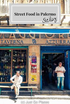 Exploring Sicilian street food in Palermo with children - a food tour with StrEAT Palermo