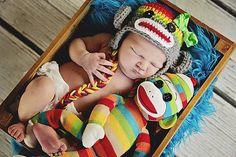 Teal Blue Mongolian Faux Fur Fabric Prop Newborns por karlyskloset