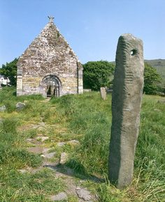 Kerry ogham stone