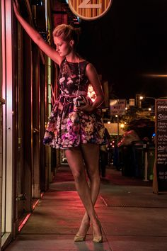 Kevin Thomas Photography, #Womens_Fashion, #Night_Shoot