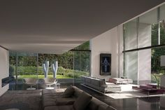 » GENETS 3 House in Belgium | Atelier d'Architecture Bruno Erpicum & Partners (AABE)