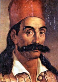 Greek Warrior, Pyrography, Greece, Hero, Culture, Revolution, Artwork, Display, People